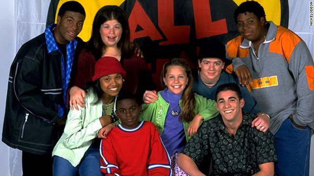 "TeenNick launched a '90s programming block this year that brought back shows like ""All That."""