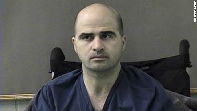 US Army psychiatrist Maj. Nidal Hasan, who is charged with the Fort Hood shooting rampage, will face a military trial and a potential death sentence if he is found guilty