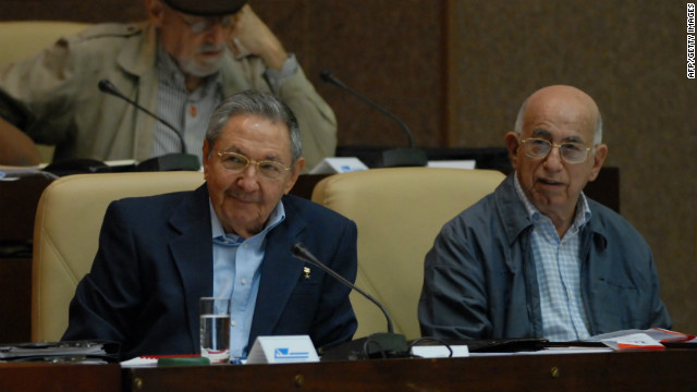 Cuban President Raul Castro said that 86 prisoners from 25 countries would be among those released in coming days.