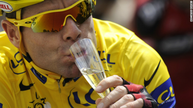 All the talk before the Tour de France had been about the potential showdown between champion Alberto Contador and double runner-up Andy Schleck. However, 34-year-old Cadel Evans proved age was no barrier to shock the favorites in the world's toughest race -- the first Australian to take home the famous yellow jersey.