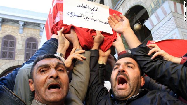 La oposición siria acusa al gobierno de los atentados suicidas en Damasco