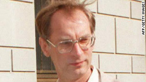 Bernhard Goetz, shown in 1996, served just over eight months behind bars.