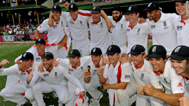 England were the dominant cricket team of 2011 and retaining the Ashes against Australia proved the shape of things to come. A thumping innings victory in the fifth Test in Sydney wrapped up a 3-1 series win, their first Down Under in 24 years, and by the end of the year England had usurped India as the world's No.1 side.