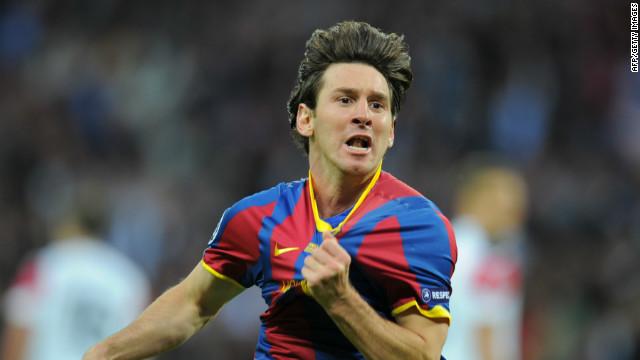 Messi: No se puede comparar al Barcelona con la selección argentina