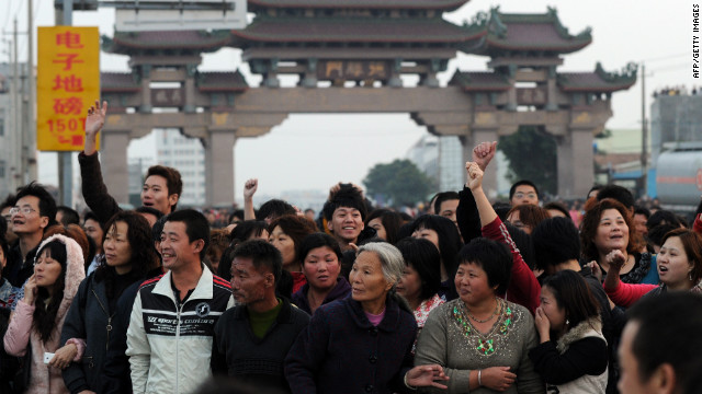 Una base de datos de matrimonios contra la bigamia genera preocupación en China