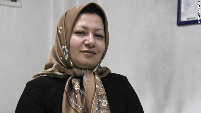 Sakineh Mohammadi-Ashtiani was convicted of adultery in 2006.