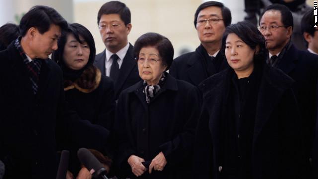 Una delegación de Corea del Sur se reúne con el nuevo líder norcoreano