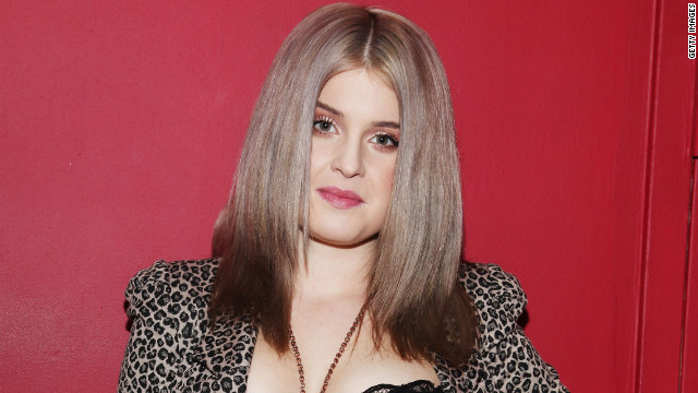 Overheard: Kelly Osbourne's not so merry Christmas