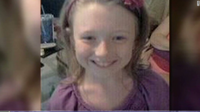 Aliahna Lemmon disappeared two days before Christmas. Her body was found Monday night.