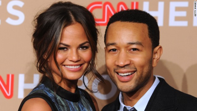 John Legend and Chrissy Teigen engaged