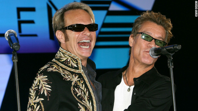 Van Halen to tour with David Lee Roth in 2012