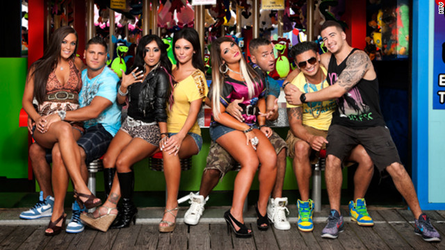 'Jersey Shore': Back in Seaside Heights
