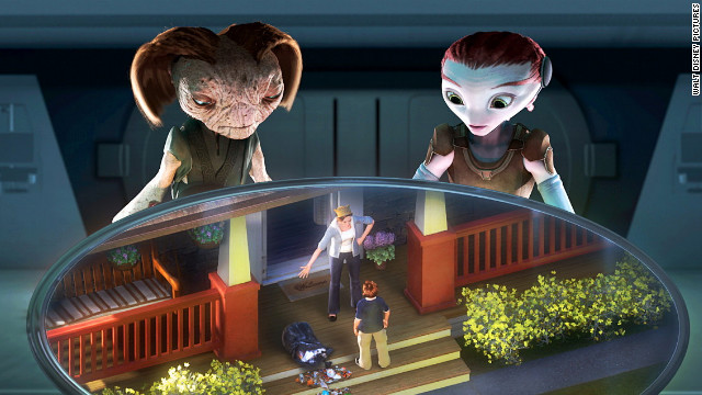 'Mars Needs Moms' tops list of 2011 box office flops