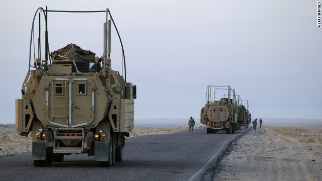 Opinion: U.S. pulled Iraq troops too soon