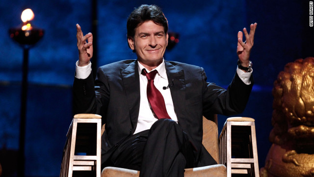 Charlie Sheen aims to put his career back on track with new FX show 