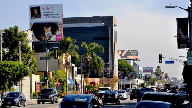 Janet Jackson y Kim Kardashian, las celebridades 'grinch' de PETA