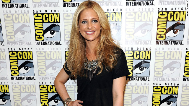 Progress stalled on new 'Buffy' movie?