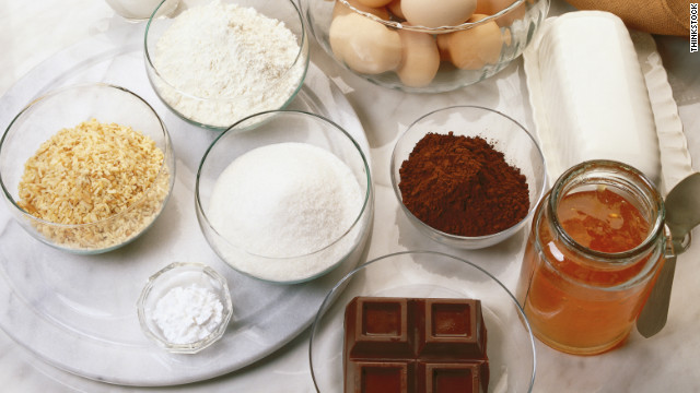 Breakfast buffet: National baking soda day