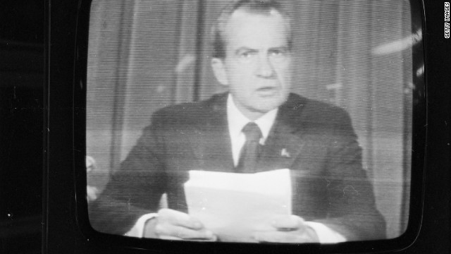 When Richard Nixon lost the race for California governor in 1962, he gave the media what he called his &quot;last press conference.&quot; However, within years, he was elected as president of the United States. He resigned in 1974.