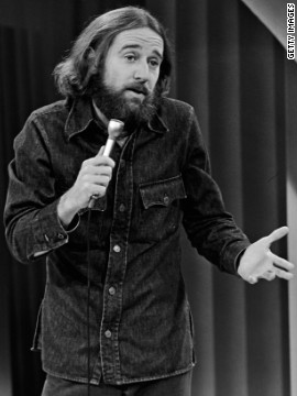 American comedian George Carlin's sketch that included what he called the &quot;heavy seven&quot; words landed him in jail, with a fine by the FCC. The case would ultimately go to the U.S. Supreme Court. The &quot;dirty seven,&quot; as they became, were deemed prohibitable during hours when children were likely to be in the audience.