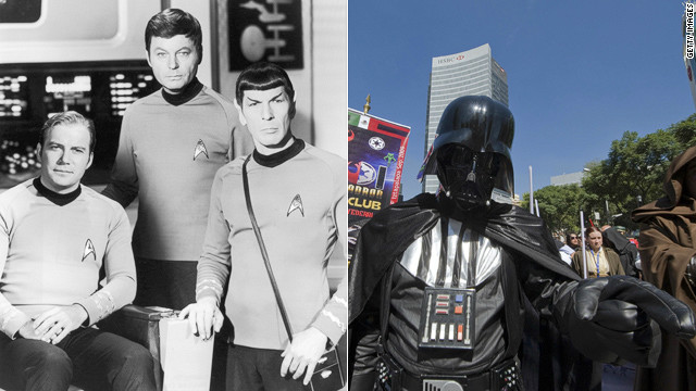 'Star Trek' vs. 'Star Wars:' The ultimate showdown