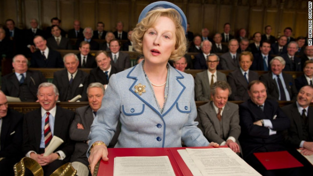 "Meryl Streep earned critical acclaim for her role as former British Prime Minister Margaret Thatcher in the 2011 film ""The Iron Lady."" But hers was just one of several pop culture portrayals of Thatcher, who died Monday, April 8."