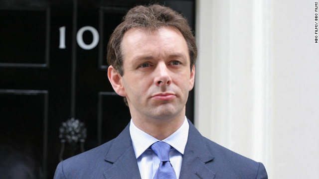 "Michael Sheen has played former British Prime Minister Tony Blair in not just one, but three films; ""The Deal"" in 2003, ""The Queen"" in 2006 and ""The Special Relationship"" in 2010, which is pictured here."