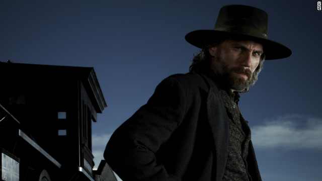'Hell on Wheels' picked up for season 2