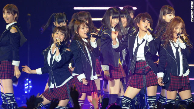 How I became a J-pop fangirl