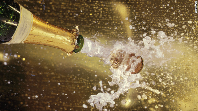 $100 popcorn, $20,000 booze and a bougie-free New Year's Eve blowout