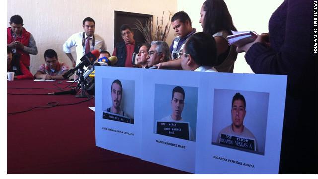 Fuga de reos del penal estatal de Puente Grande en México