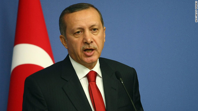 Some see the attempt to force Hakan Fidan to testify as a challenge to Turkish PM Recep Tayyip Erdogan, pictured above.