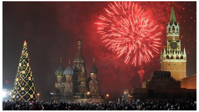 Las celebraciones para recibir el Año Nuevo en el mundo
