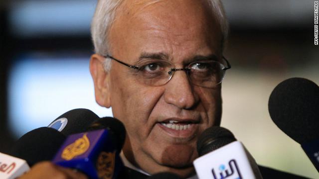 Israelíes y palestinos planean reunirse en Jordania