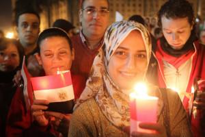 NYE 2011 egypt