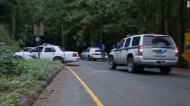 Confirman que cuerpo hallado en Monte Rainier es de sospechoso de asesinato