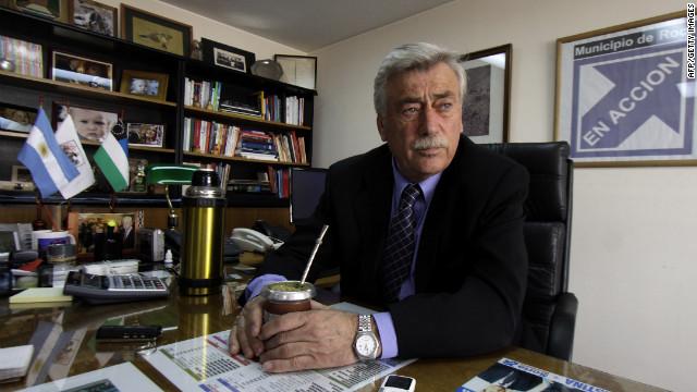 Argentina investiga la muerte del gobernador Carlos Soria