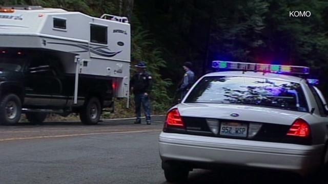 Manhunt started after park ranger killed