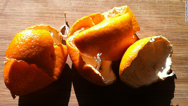 In the dead of winter, orange you glad for clementines?