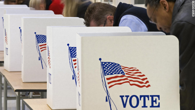 Overheard on CNN.com: 10 ideas to improve voting, elections