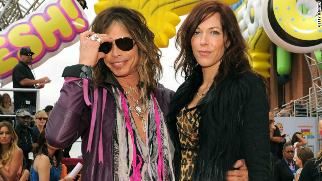 Engaged Steven Tyler talks monogamy