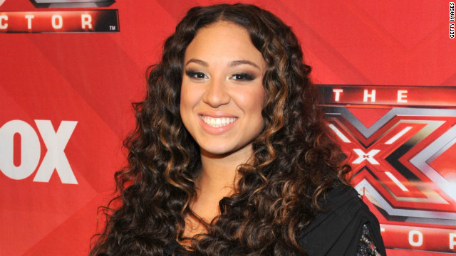 Melanie Amaro signs with Epic Records