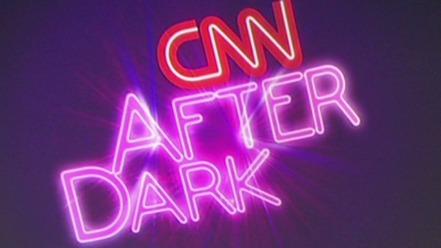 #CNNAfterDark lights up Twitter