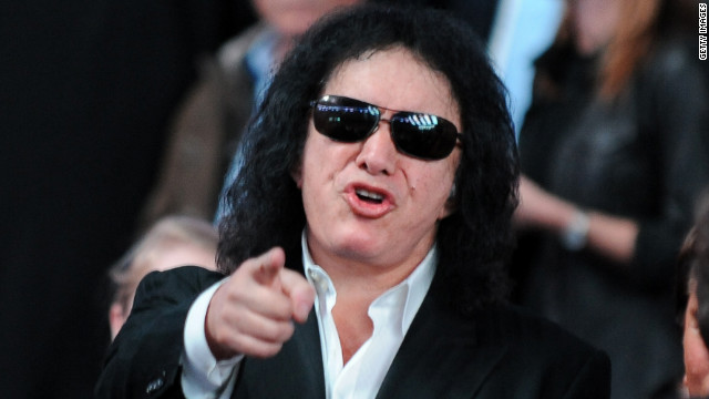"Last December, Gene Simmons <a href='http://inthearena.blogs.cnn.com/2010/12/02/rock-star-wants-his-vote-for-obama-back?cnn=yes'>told CNN</a> that he regretted voting for President Obama in 2008. Then this August <a href='http://www.politico.com/blogs/click/0811/Kiss_frontman_is_a_Rick_Perry_fan.html?cnn=yes' target='_blank'>he tweeted</a> his support for Gov. Rick Perry saying, ""He will be our next President. I've never been wrong."""