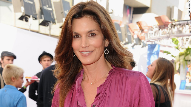 Cindy Crawford backed President Barack Obama during the 2008 elections. However, in May she appeared in a <a href='http://politicalticker.blogs.cnn.com/2011/05/17/cindy-crawford-jumps-to-team-romney/'>demonstration video for a Mitt Romney fundraiser</a>, leading many to believe that she had changed sides. Crawford's representative later said that the video was a favor for one of Romney's sons.
