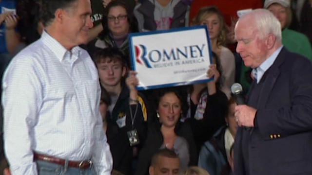 Mitt Romney o la economía como apuesta electoral