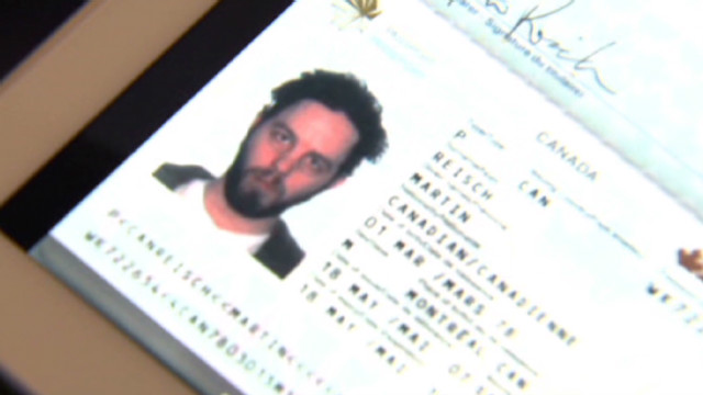 Man says passport copied on iPad gained him entry into U.S.
