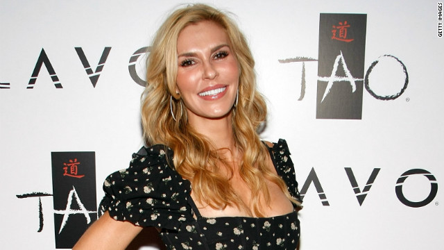 Brandi Glanville explains Vegas 'marriage'