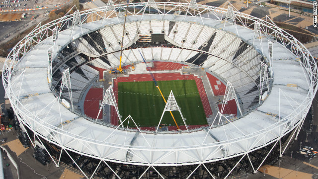 The 2012 Summer Olympics will be held in London starting July 27 and ending August 12.