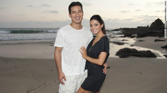 Mario Lopez is ready to wed